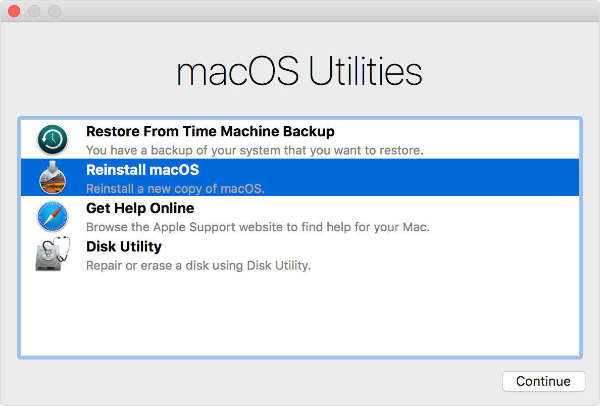 Mac vil ikke tænde
